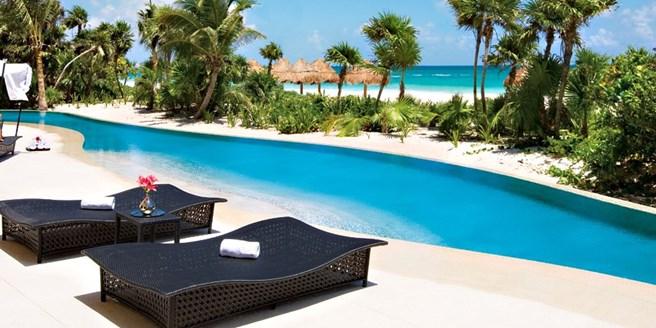 Secrets Maroma Beach Riviera Cancun Mexico