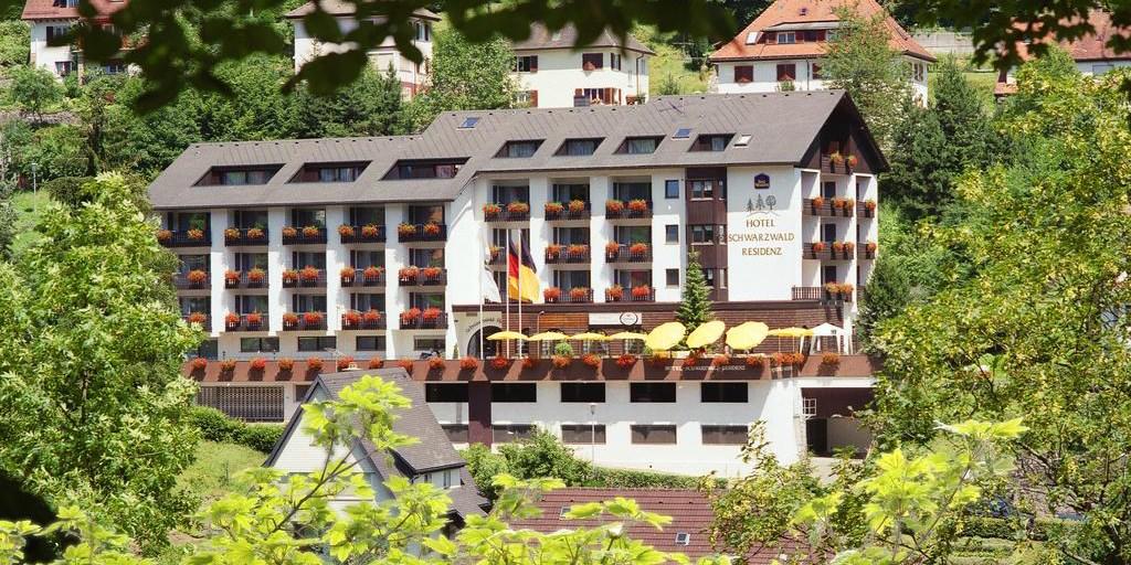 Best Western Plus Hotel Schwarzwald Residenz -- Triberg