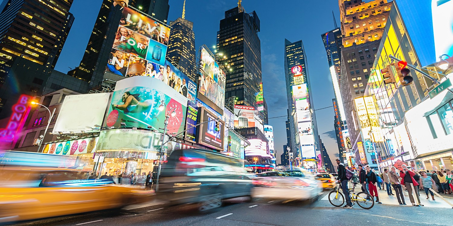 £139-£164 – NYC: Times Square Hotel over Weekends, 50% Off -- Midtown-Times Square, New York