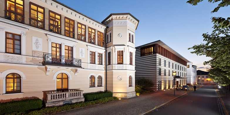 Dorint Am Goethepark Weimar Travelzoo