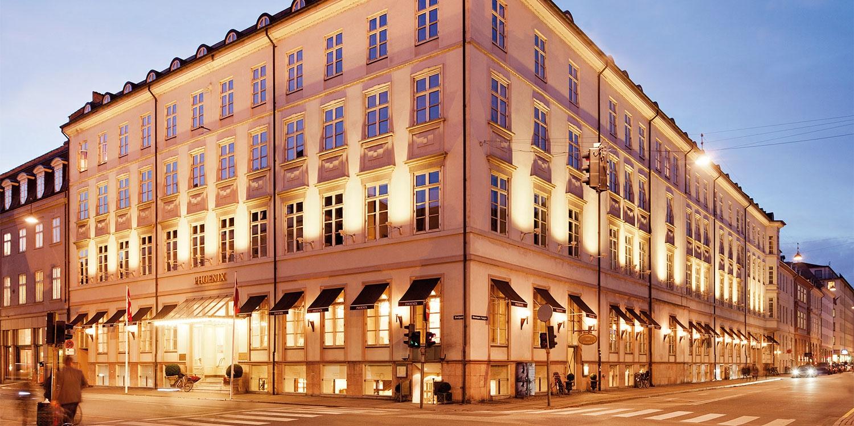 Phoenix Copenhagen Hotel -- Copenhagen, Denmark