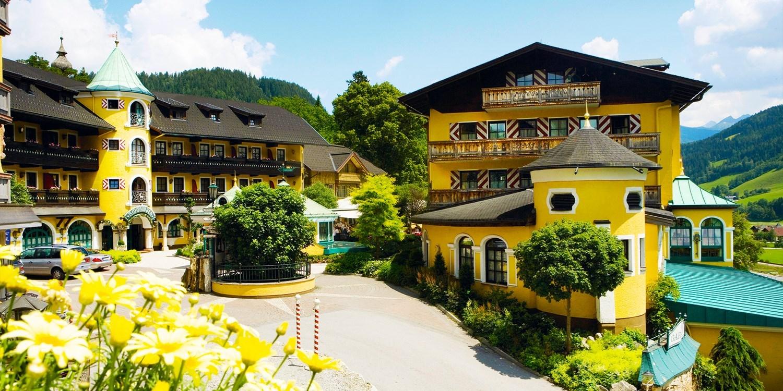 Hotel Pichlmayrgut -- Schladming, Österreich
