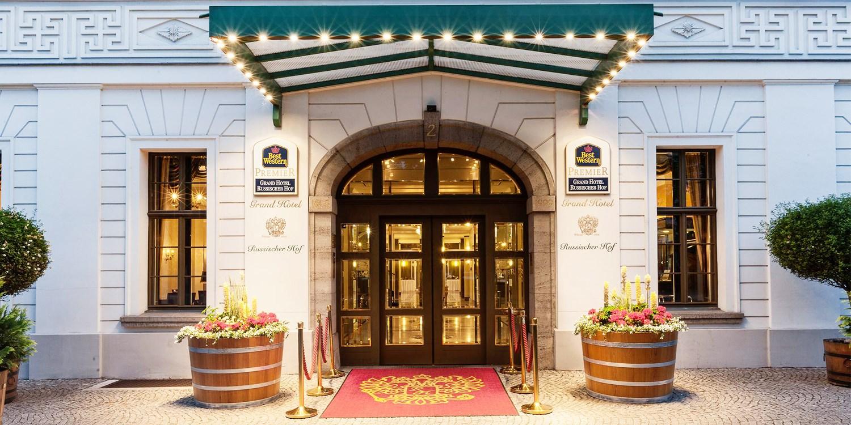 Best Western Premier Grand Hotel Russischer Hof -- Weimar