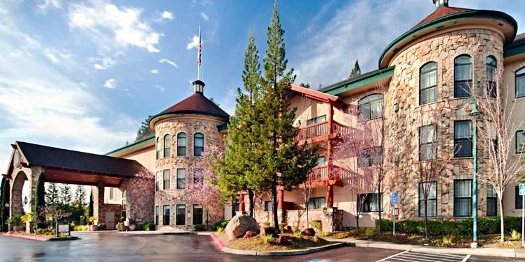 Hilton Santa Cruz - Scotts Valley -- Santa Cruz, CA