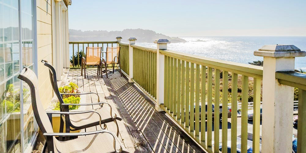 The Mendocino Hotel and Garden Suites -- Mendocino, CA