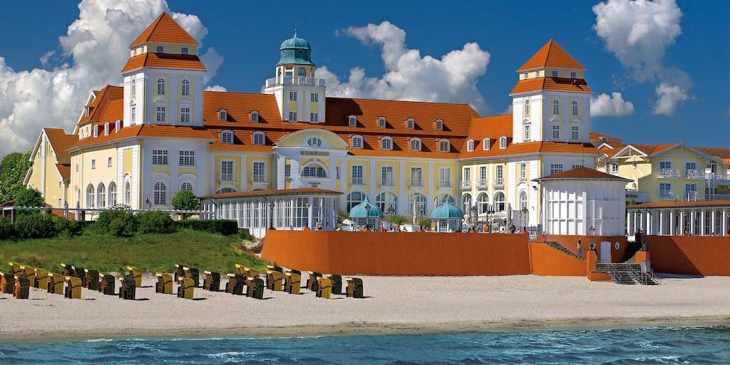 Travel Charme Kurhaus Binz -- Ostseebad Binz