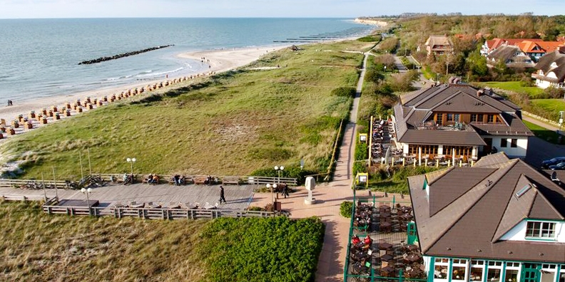Dorint Strandresort & Spa Ostseebad Wustrow -- 波罗的海