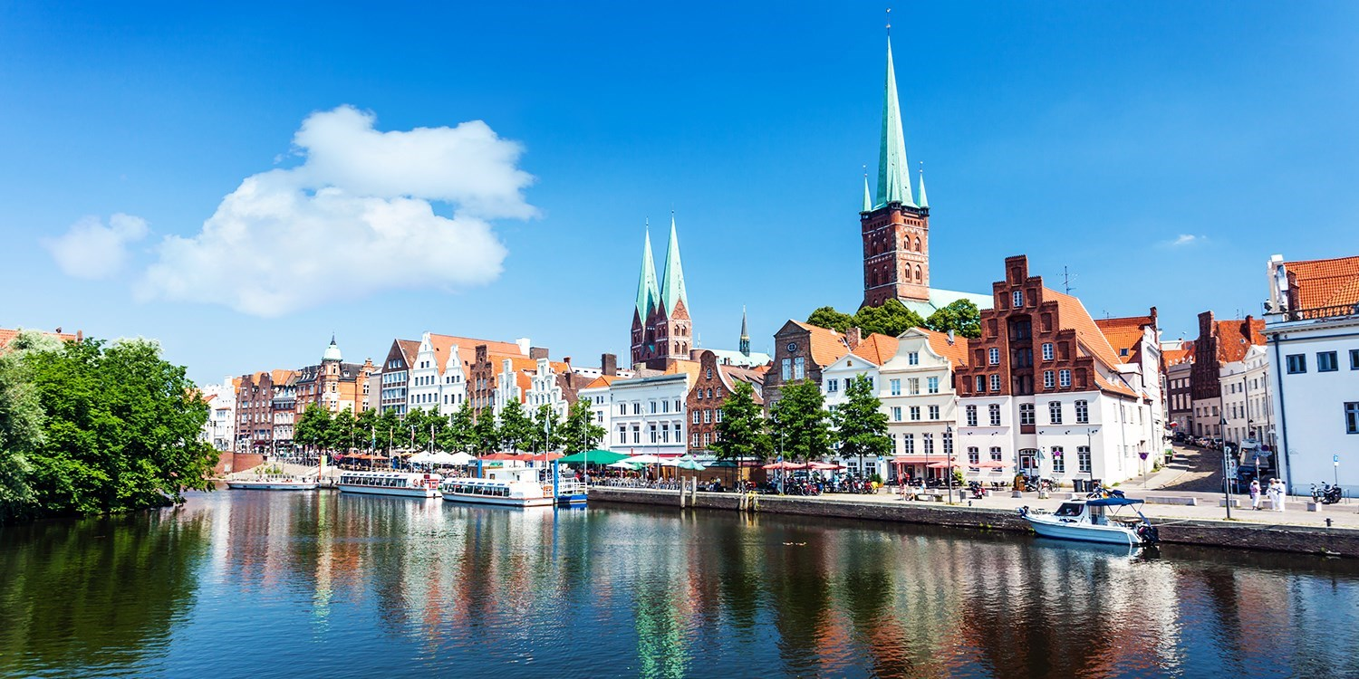 £177 – Lübeck: 2-night stay in a central spa hotel, 47% off -- Lubeck, Germany
