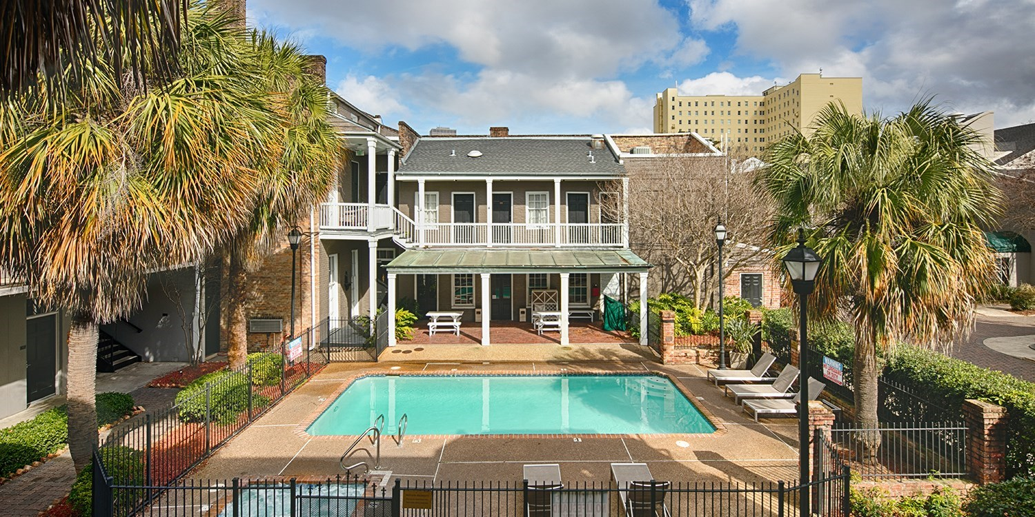 $81 – New Orleans Hotel in Historic Garden District -- Garden District, New Orleans