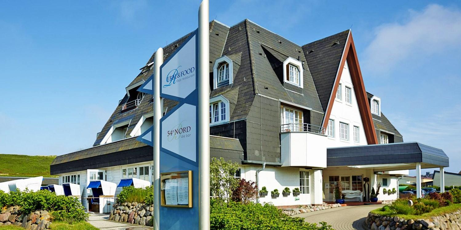 Dorint Strandresort & Spa Sylt/Westerland -- Westerland