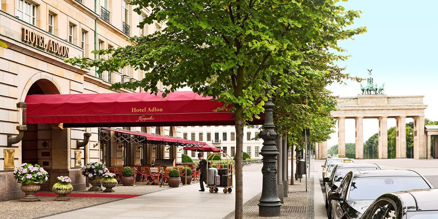Hotel Adlon Kempinski Berlin -- Berlin, Germany