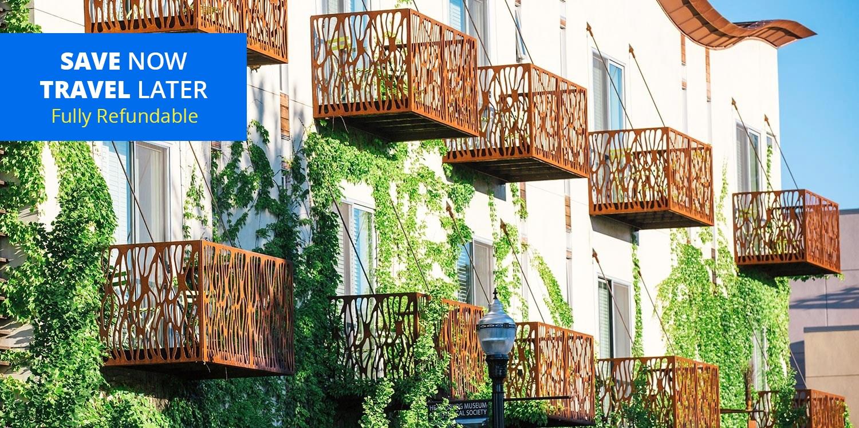 £194 – Chic Sonoma Eco-Friendly Hotel incl. Breakfast -- Healdsburg, CA
