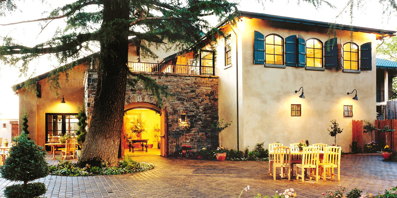Wine & Roses Hotel Restaurant Spa -- Lodi, CA