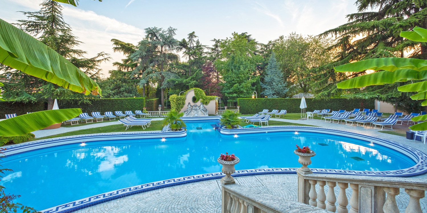 £208 – Italy: Luxury 2-nt stay in a spa hotel in Veneto, 30% off -- Abano Terme, Italy