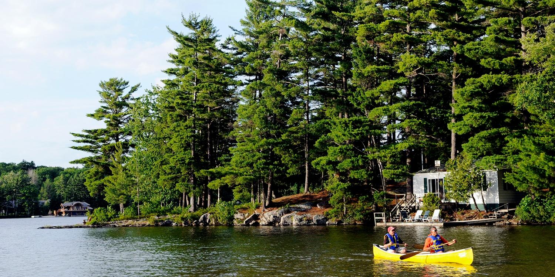 $125 – Muskoka Lakefront Retreat w/Breakfast, Reg. $255 -- Port Sandfield, Ontario