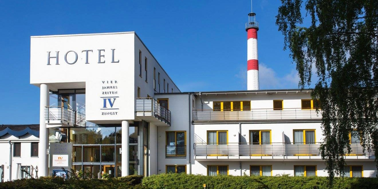 Hotel Vier Jahreszeiten Zingst -- Zingst