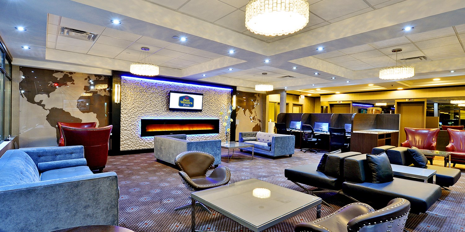 Best Western Plus Toronto Airport Hotel -- Mississauga, Canada