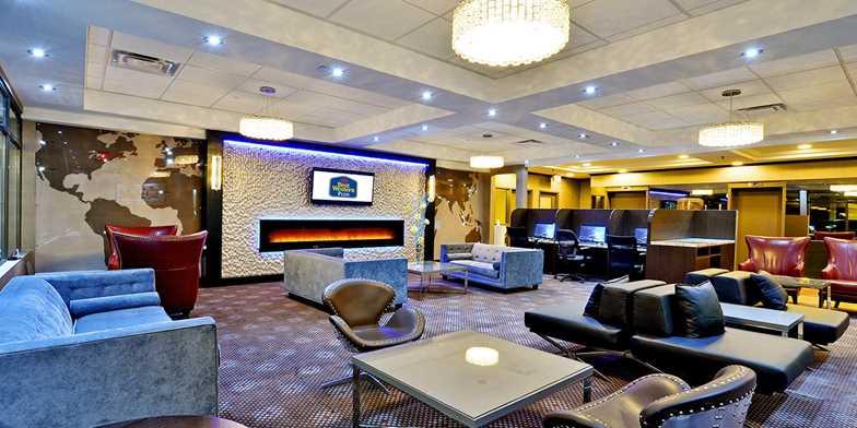 Best Western Plus Toronto Airport Hotel Mississauga Canada