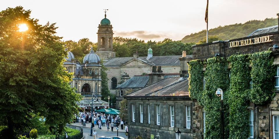 Old Hall Hotel -- Buxton, United Kingdom