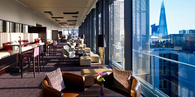 DoubleTree by Hilton Hotel London -Tower of London -- Central London