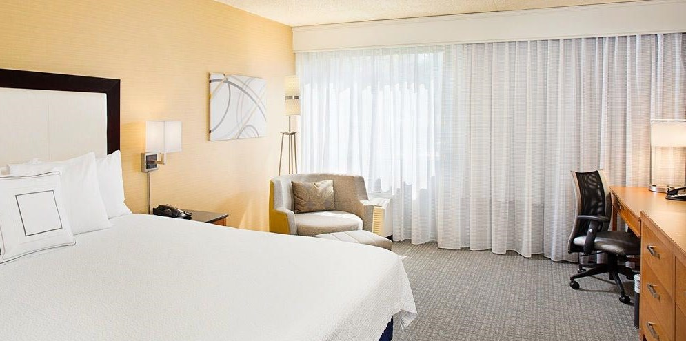 Courtyard by Marriott Atlantic City -- Atlantic City, NJ