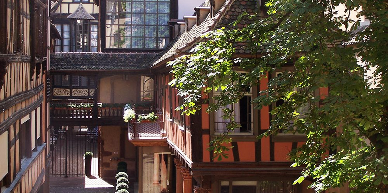 Hôtel Cour du Corbeau Strasbourg - MGallery -- Straßburg, Frankreich