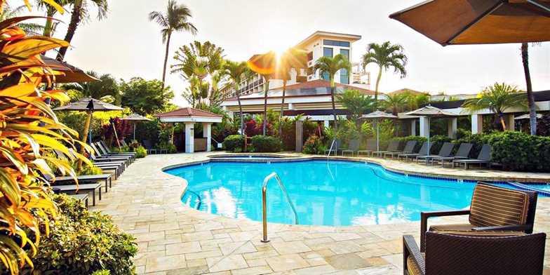 Maui Coast Hotel Kihei Hi
