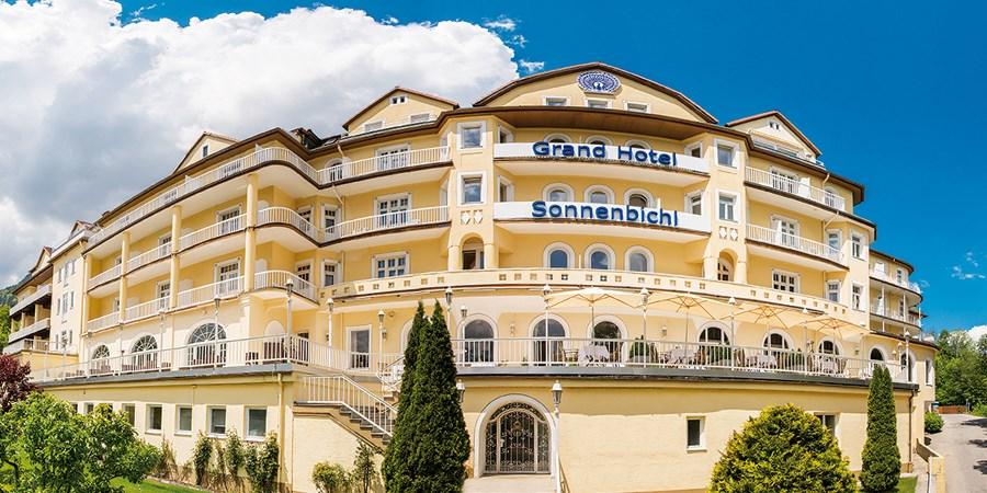 Grand Hotel Sonnenbichl -- Garmisch-Partenkirchen