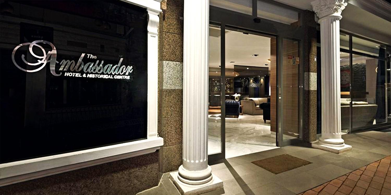The Ambassador Hotel -- Istanbul, Turkey