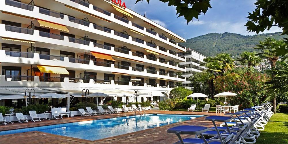 H+ La Palma Hotel & Spa Locarno -- Muralto, Schweiz
