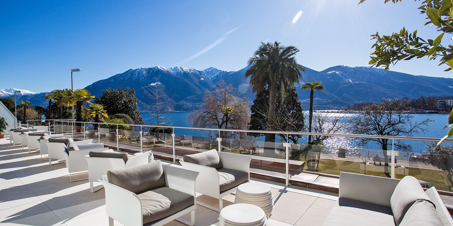 $341 & up – Switzerland: 2-night Lake Maggiore stay, save up to 37% -- Locarno, Switzerland
