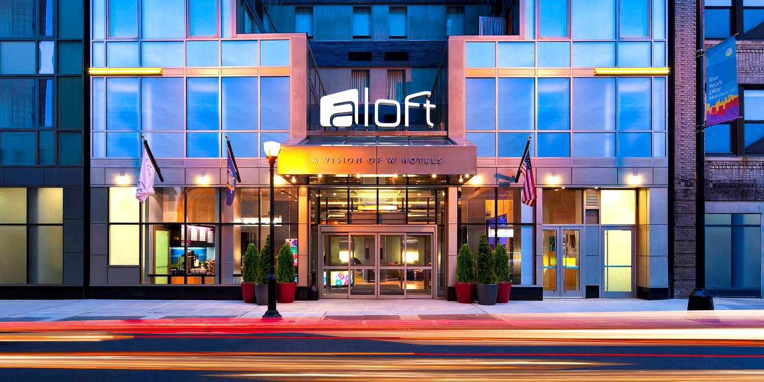 Aloft New York Brooklyn -- Brooklyn, NY