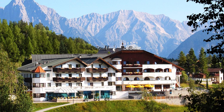 Hotel St. Peter -- Seefeld in Tirol, Österreich