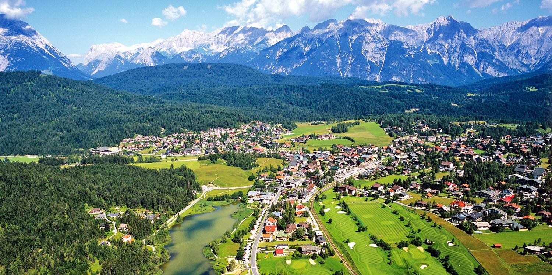 Hotel Central -- Seefeld in Tirol, Österreich