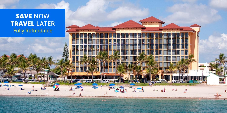 $109 – Deerfield Beach Oceanfront Resort, up to 50% Off -- Deerfield Beach, FL