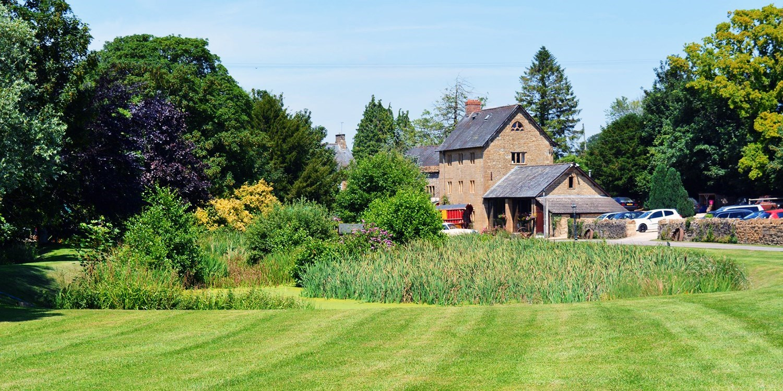 £129 – Somerset: 2-night Georgian mill stay w/breakfast -- Crewkerne