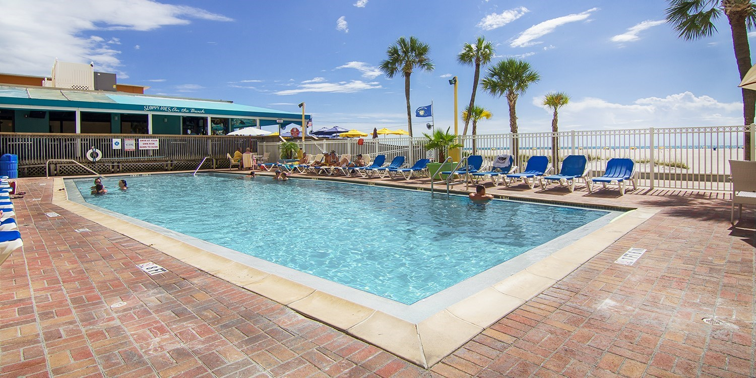 Bilmar Beach Resort -- Treasure Island, FL