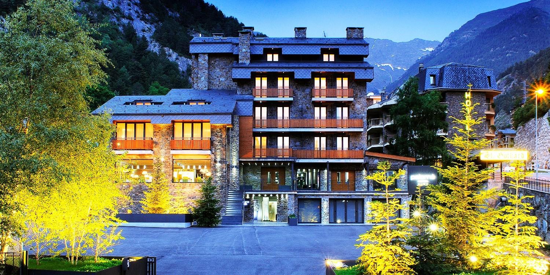 Hotel Palomé -- Erts, Andorra