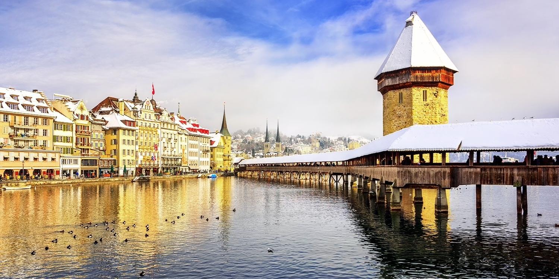 Hotel Schweizerhof Luzern -- Lucerne, Switzerland