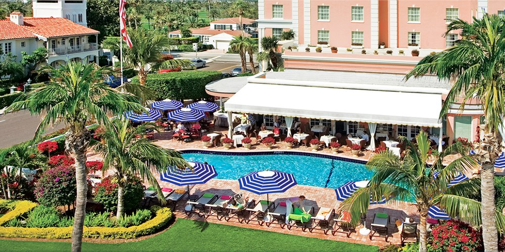 Member Exclusive – Member-Favorite Palm Beach Hotel -- Palm Beach (area), FL