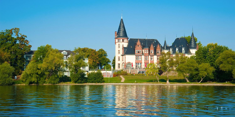 ab 89€ – Auszeit im Schlosshotel amUfer der Müritz, -61% -- Gemeinde Klink