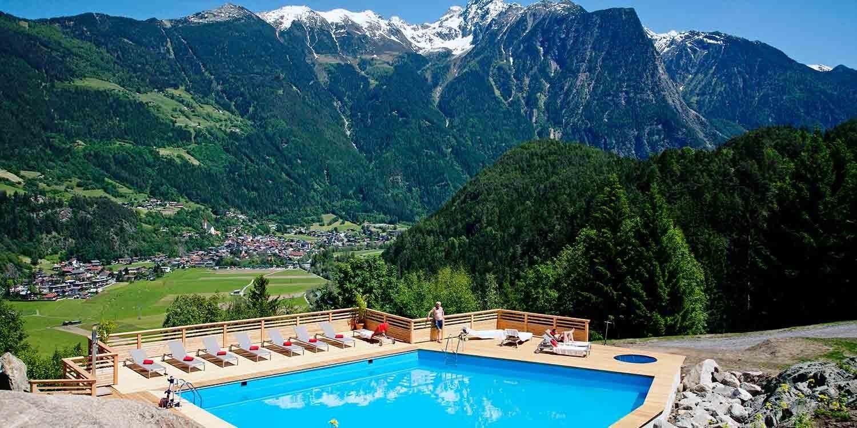 Selfness & Genuss Hotel Ritzlerhof -- Ötztal, Österreich