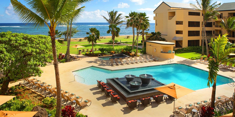 Courtyard by Marriott Kauai at Coconut Beach -- Kapaa, HI