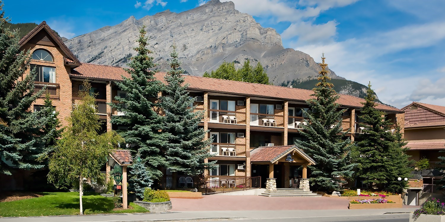 Banff High Country Inn -- Banff, Alberta