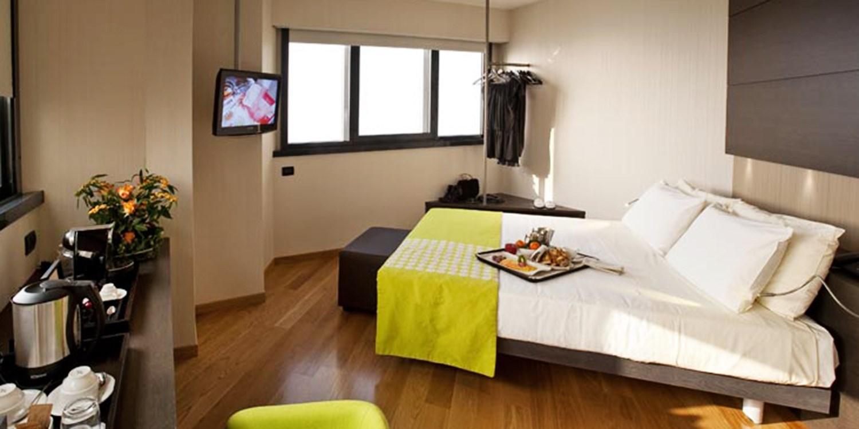 The Hub Hotel -- Milan, Italy
