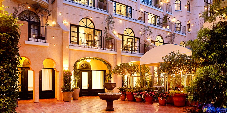 Garden Court Hotel -- Palo Alto, CA