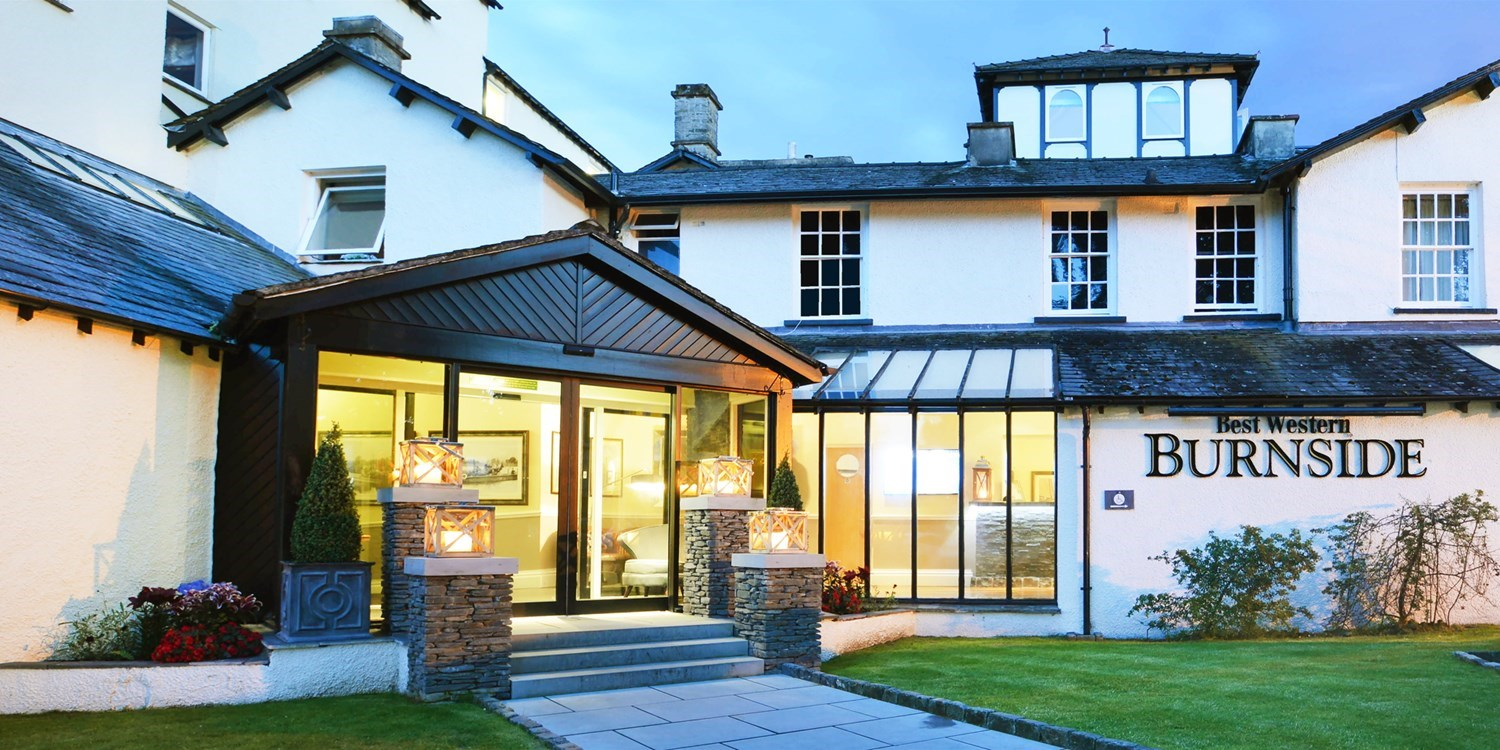Burnside Hotel & Spa -- Bowness-on-Windermere