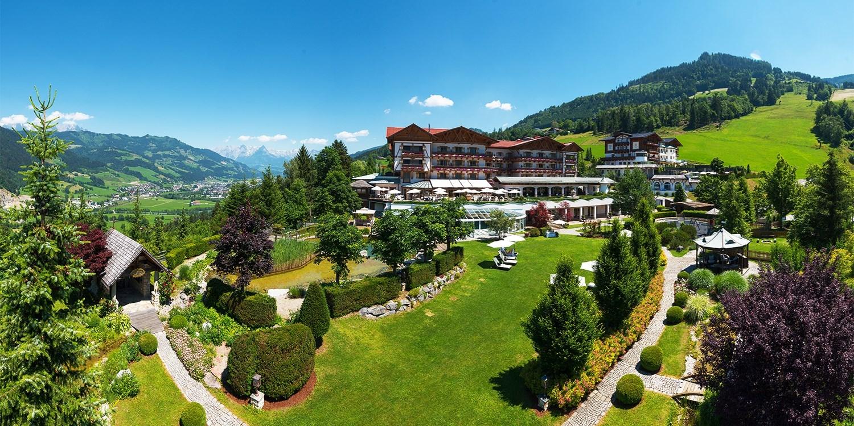 Hotel Oberforsthof -- St. Johann im Pongau, Österreich