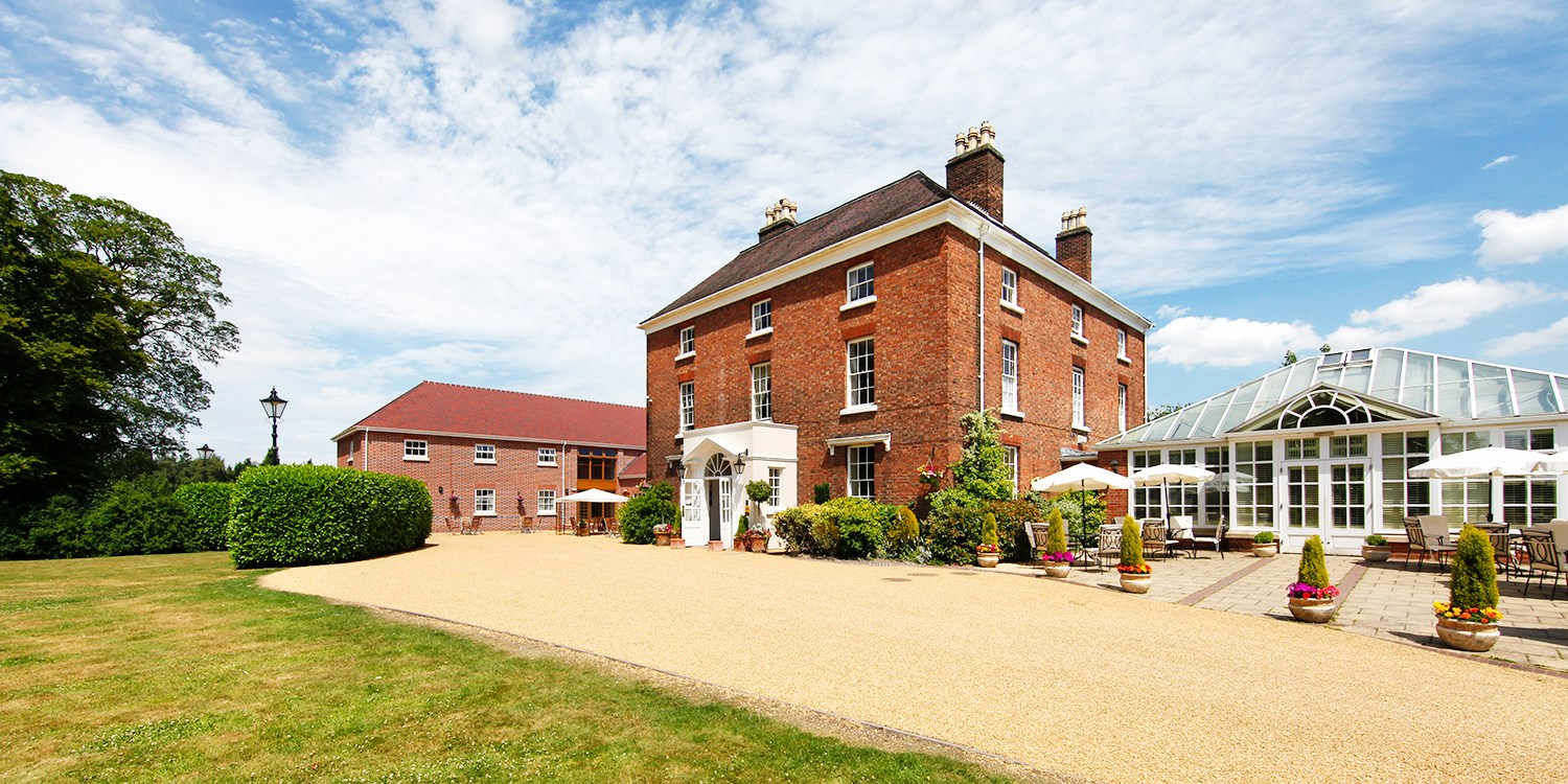 Hadley Park House Hotel -- Telford, United Kingdom
