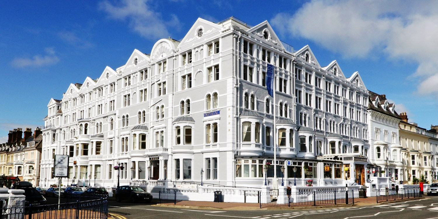 The Imperial Hotel -- Llandudno, United Kingdom